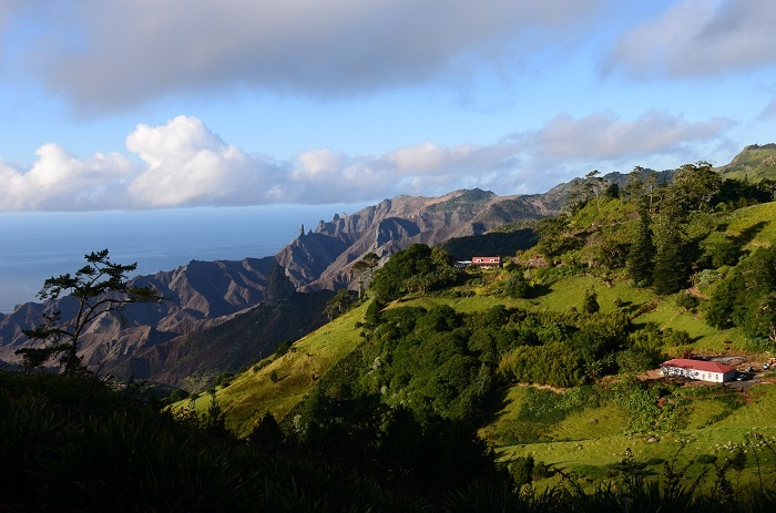 Fully-vaccinated St Helena reopens to tourism