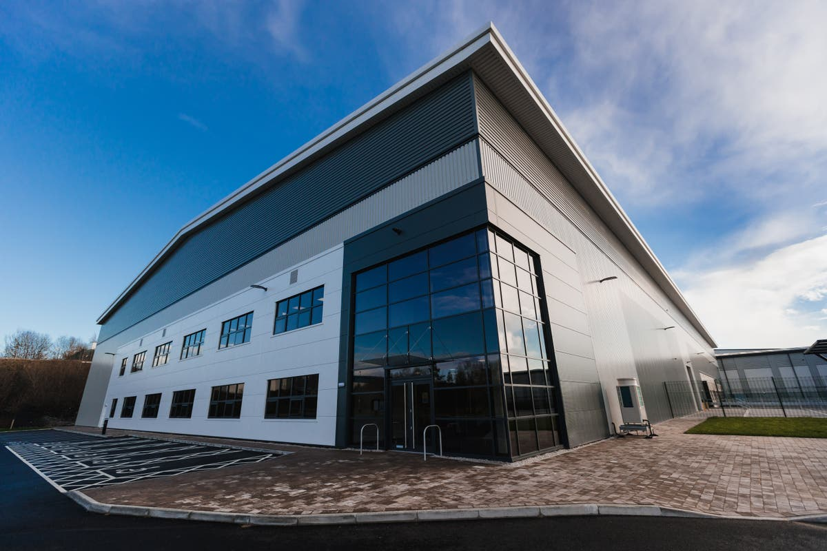 Blackstone in possible £1.2bn offer for St Modwen, sending shares in the property giant up 19%
