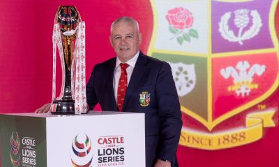 British & Irish Lions squad: The key talking points with 37-man South Africa tour team confirmed