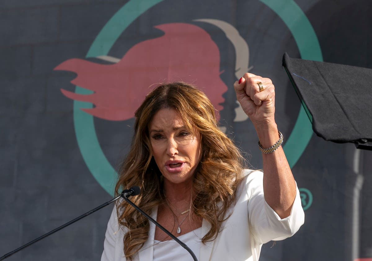 Caitlyn Jenner faces backlash for opposing trans girls in girls' sport