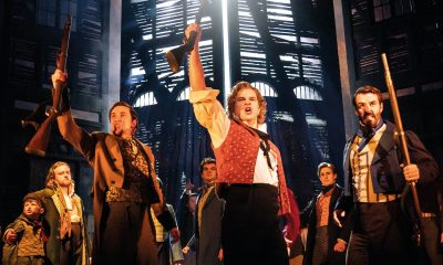 Cameron Mackintosh hails the 'rallying spirit' of Les Miserables as it returns to West End