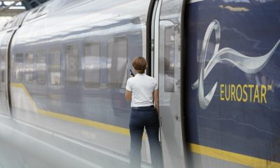 Eurostar secures £250m refinancing package with lenders