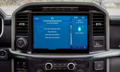 Ford Sync Alexa hands-free