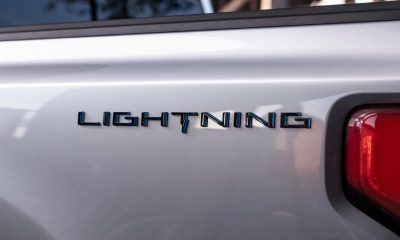 Ford Lightning Electric truck