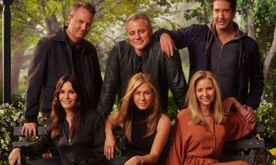 Friends Reunion: The one where they look back (and make lots of money)