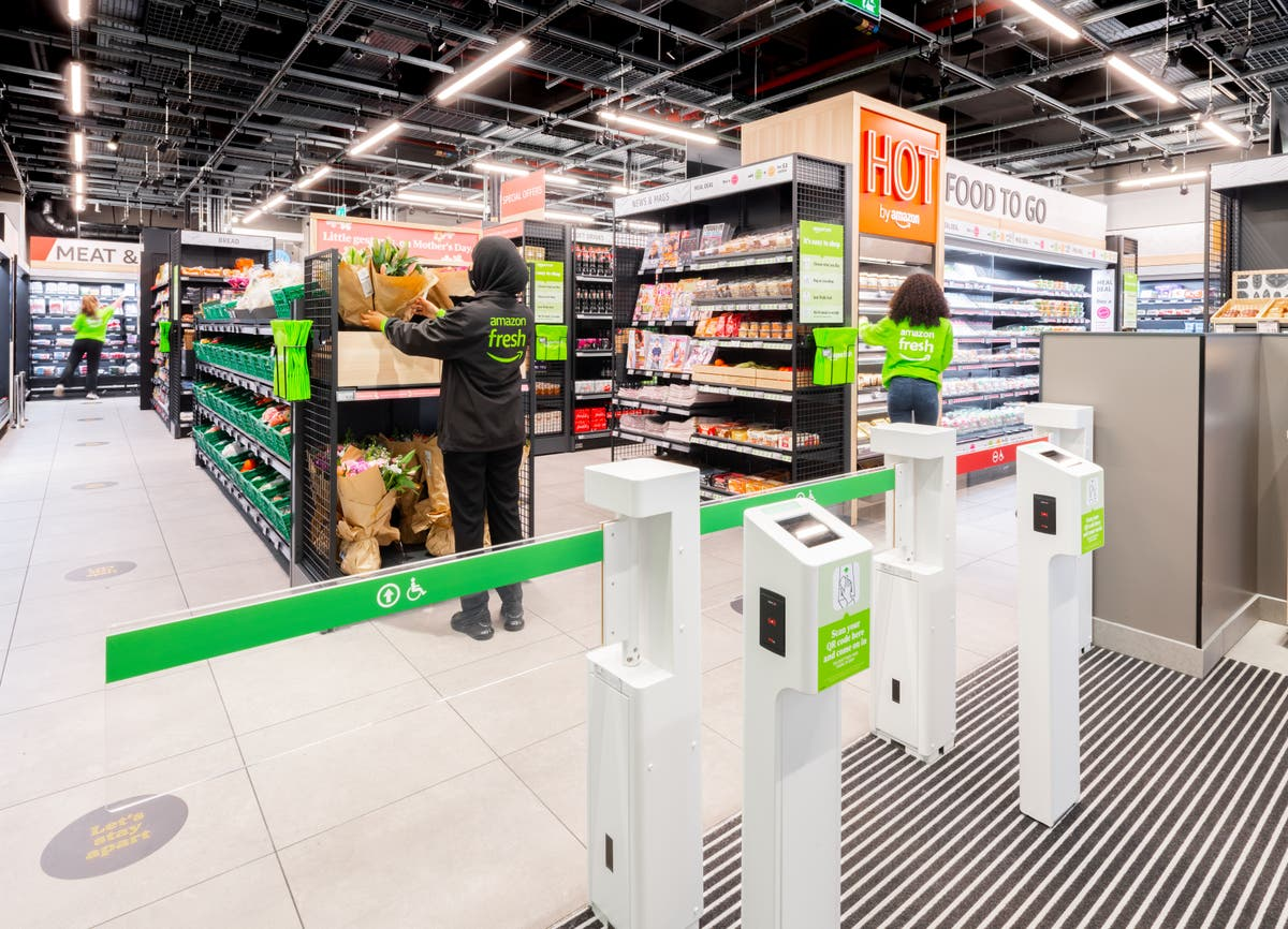 From grocery shops to salons: Amazon looks at bricks, as well as clicks, in London
