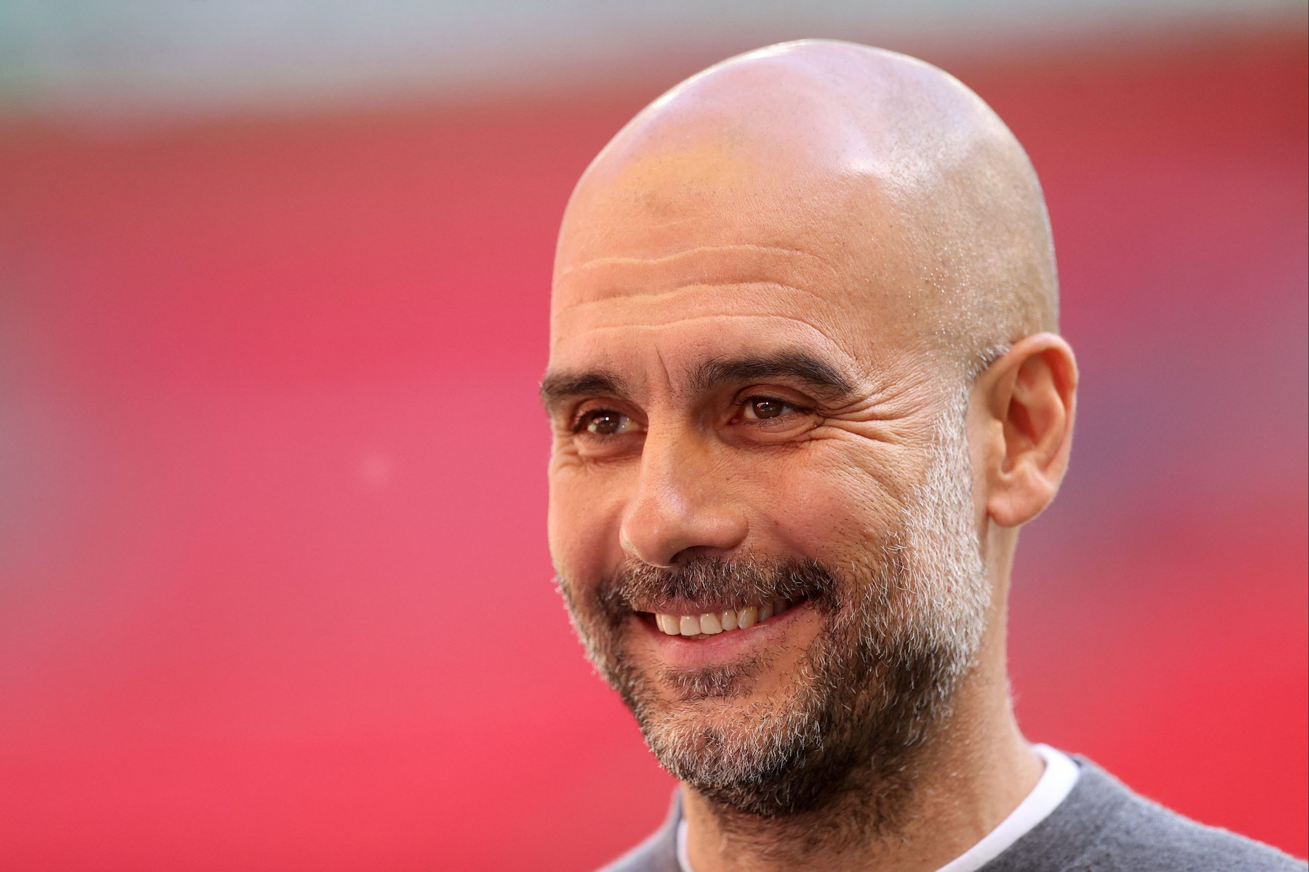 Man City boss Pep Guardiola celebrates 'a Premier League title like no other'