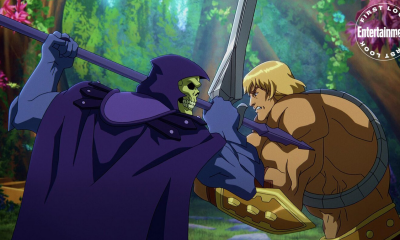 "Sneak peek of Kevin Smith's new ""Masters of the Universe: Revelation"" series"