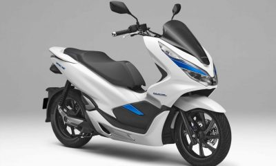 Honda-PCX-Electric-scooter