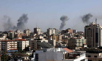 Israel launches new air strikes in Gaza as conflict escalates