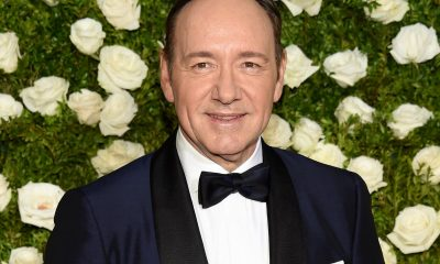 Kevin Spacey set to return to screens after sex abuse allegations