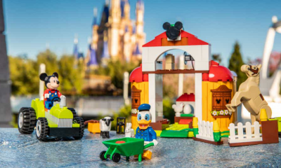 New LEGO Disney Mickey and Friends Range