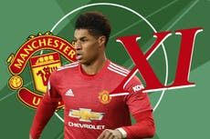 Manchester United XI vs Liverpool: Confirmed team news, predicted line up, injury latest for Premier League