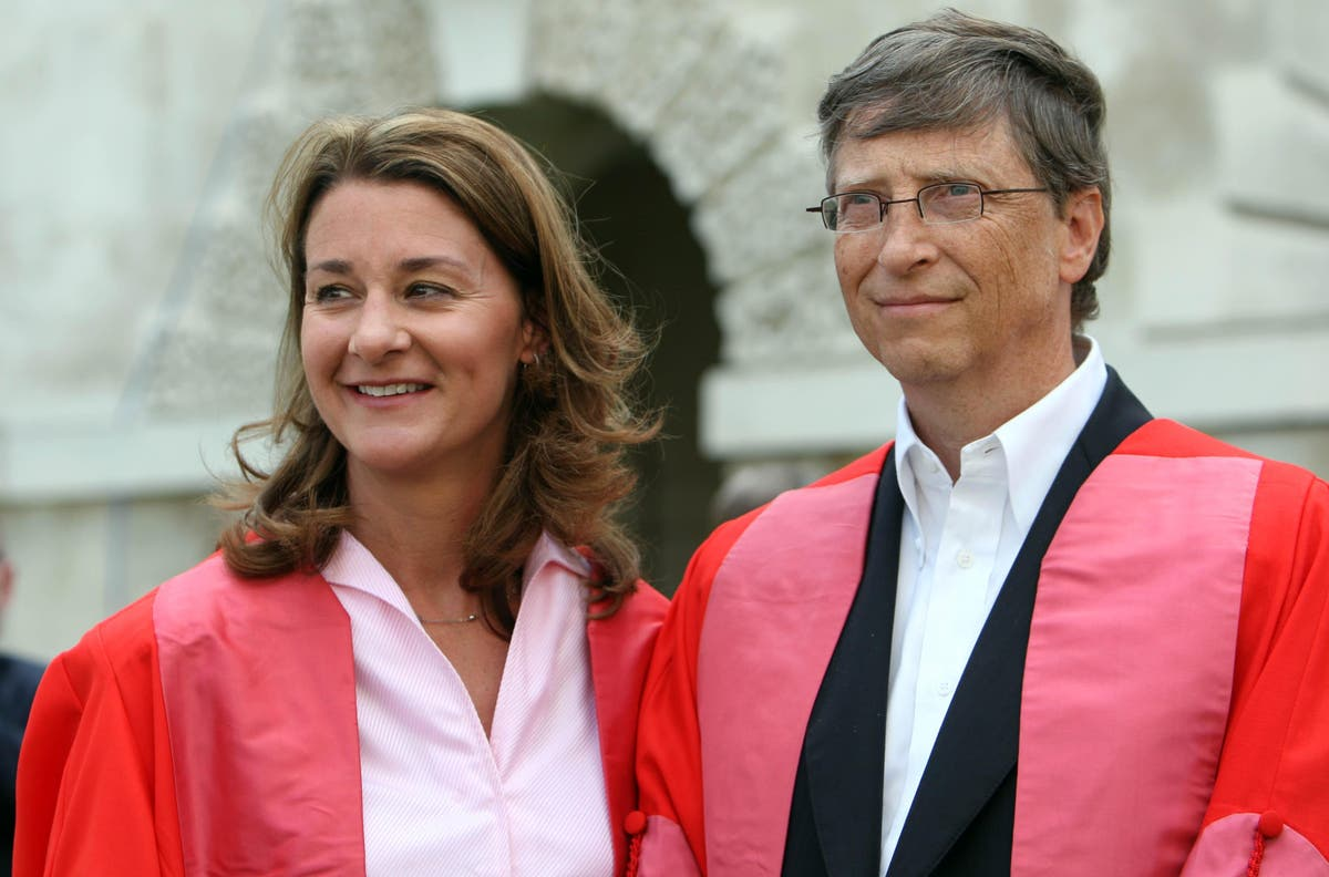 Melinda Gates divorce docs say marriage to Bill 'irretrievably broken'