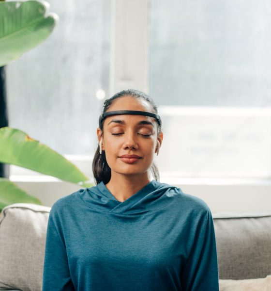 Anxiety tech: gadgets to help you find your zen