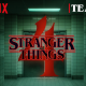 The 'Stranger Things' season 4 teaser banner.