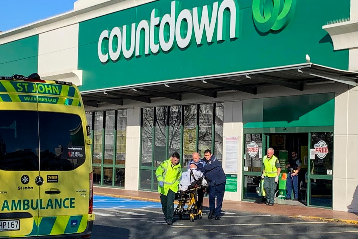 New Zealand stabbings: Several injured in supermarket knife rampage
