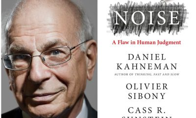 Noise by Daniel Kahneman Olivier Sibony, and Cass R Sunstein review