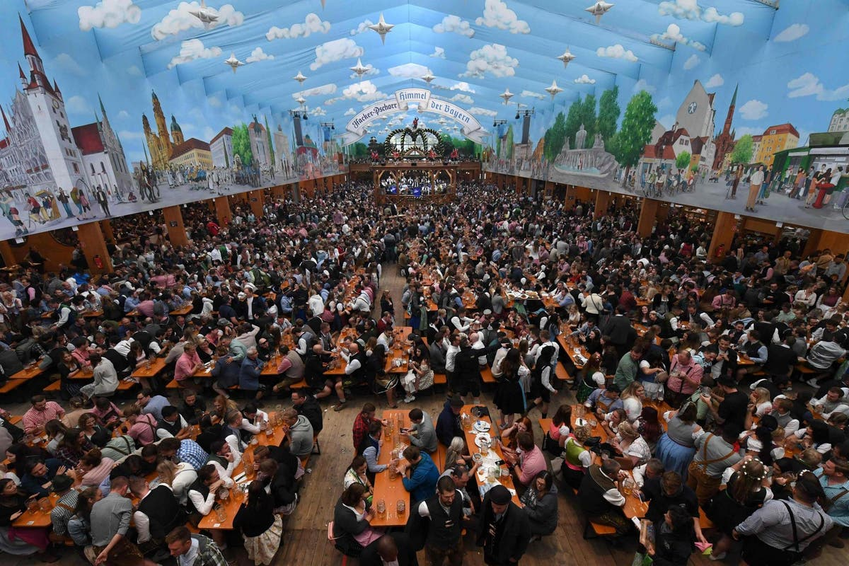 Oktoberfest cancelled again due to coronavirus pandemic