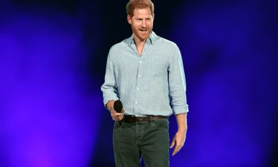 Prince Harry launches new mental health series with Oprah Winfrey