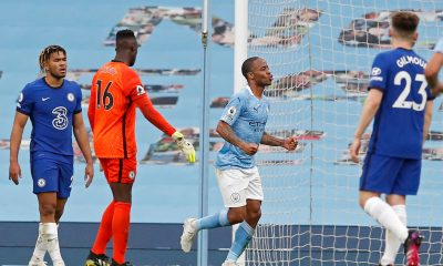 Raheem Sterling warns Chelsea about 'only thing' that can stop Man City