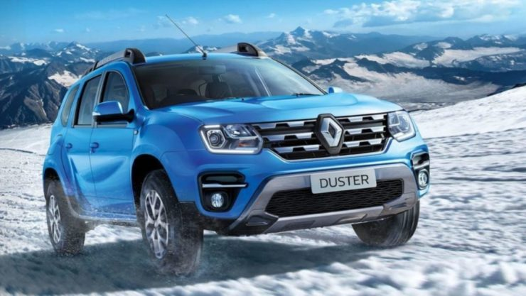 2019 duster