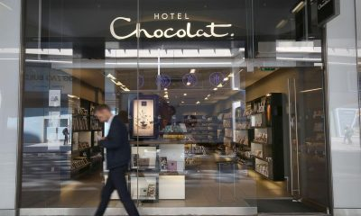 Hotel Chocolat to repay furlough cash as revenues soar