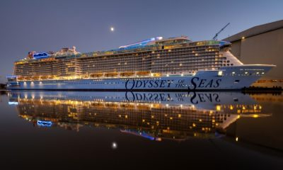 Royal Caribbean suspends Odyssey of the Seas Israel sailings