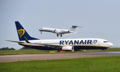 Ryanair sees record losses in wake of Covid-19