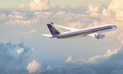 Singapore Airlines aims for carbon neutrality by 2050