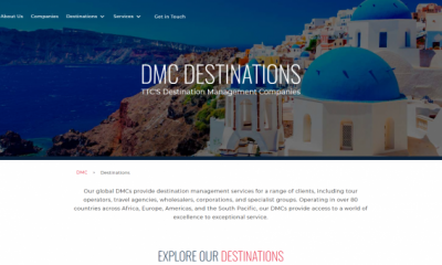The Travel Corporation launches DMC portfolio to third parties