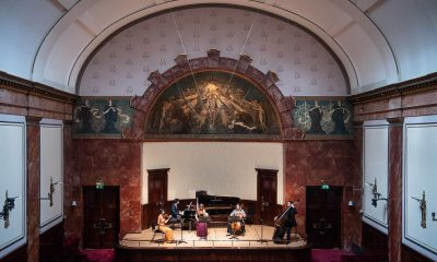 The Wigmore Hall at 120: classical stars on the London icon they love