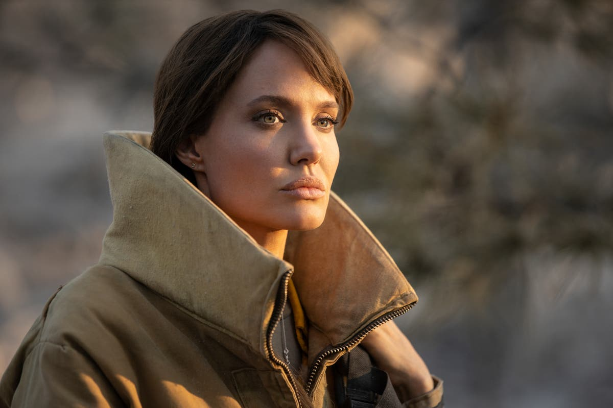 Those Who Wish Me Dead review: Jolie's a giggle in this silly thriller