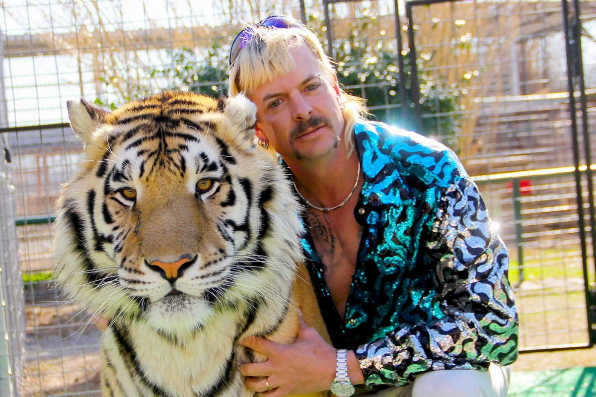 Tiger King star Joe Exotic diagnosed with prostate cancer