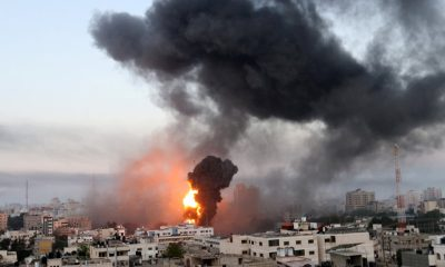 Top Hamas commander killed in Israeli airstrike
