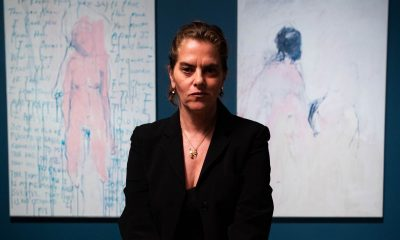 "Tracey Emin on life after cancer: ""My urostomy bag exploded in Chanel"""