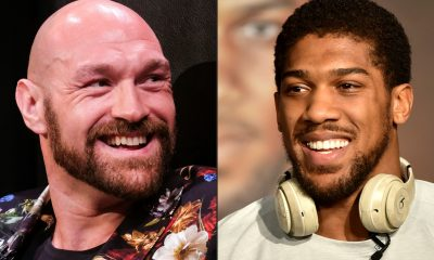 Tyson Fury vs Anthony Joshua fight date '100 per cent' confirmed for August 14 in Saudi Arabia