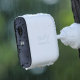 A photo of Eufy's outdoor smart camera.