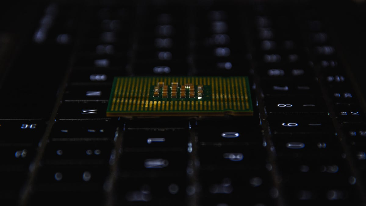 computer processor chips, CPU silicon