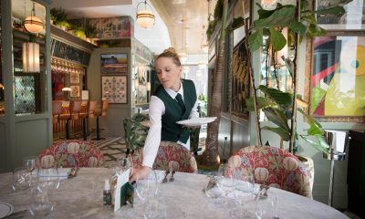 Christmas party bookings in May! London restaurants deluged with inquiries