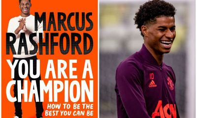 You Are a Champion by Marcus Rashford review