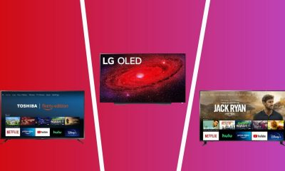 best tvs with amazon fire tv
