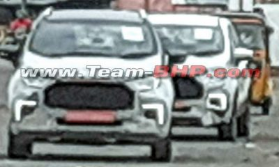 2022 Ford EcoSport Spied 2