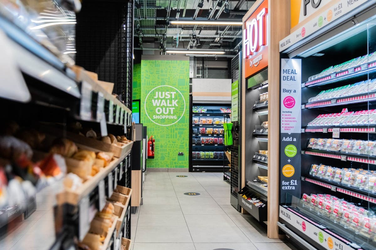Amazon Fresh store lands in Chalk Farm as part of London's till-free expansion