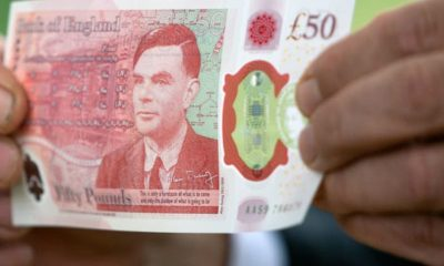 Banknotes giant De La Rue could be sold as rivals circle Crystal Amber stake