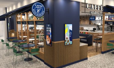 Carluccio's declares war on high street coffee chains with 500-store expansion plan