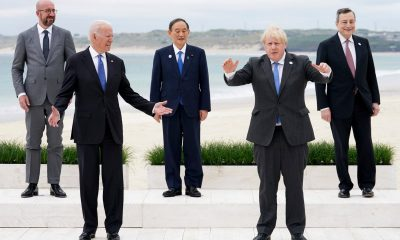 China denounces G7 statement, urges group to stop slandering country