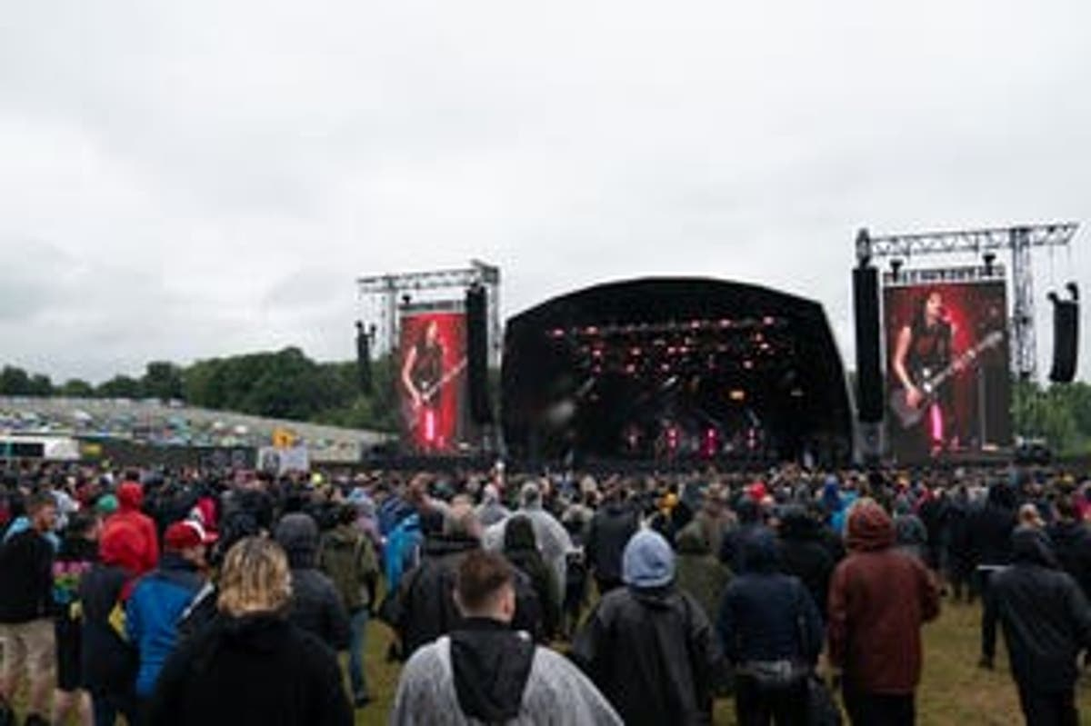 Download Festival organiser says success is '100% evidence' music events can be safe