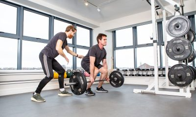 Entrepreneurs: Meet the couple championing 'clinical exercise' for fit people