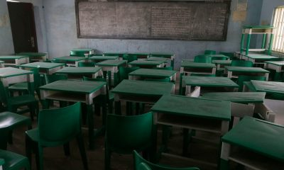 Gunmen kill police officer and kidnap more than 80 students from Nigerian school